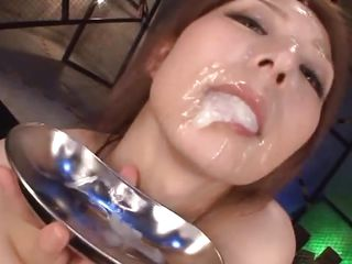 Телкам кончают в рот и на лицо